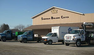 Delivery - Suburban Building Center - St. Marys PA 15857